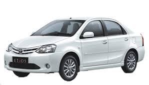 Toyota Etios Cab Rental