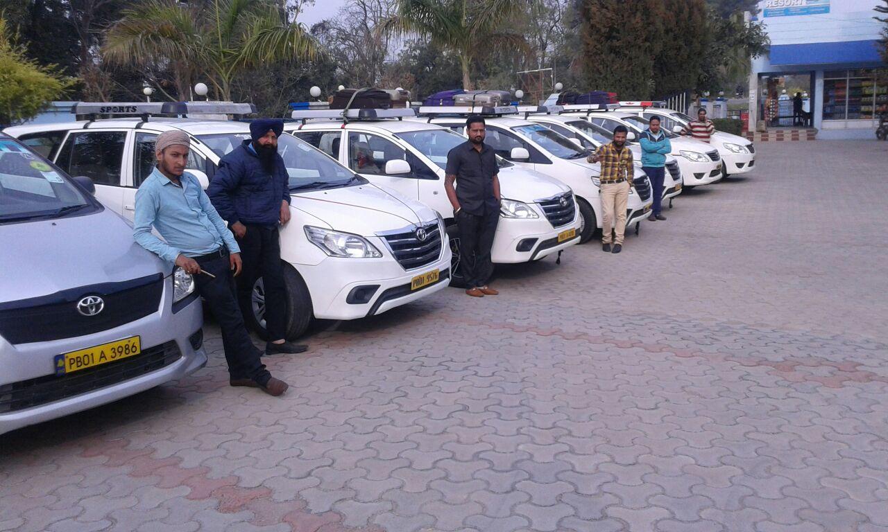 Car Rental in Dharamshala