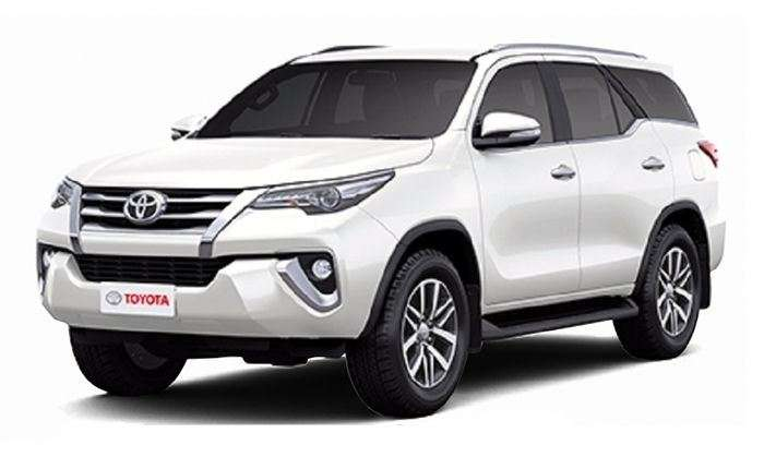 Fortuner Cab Rental