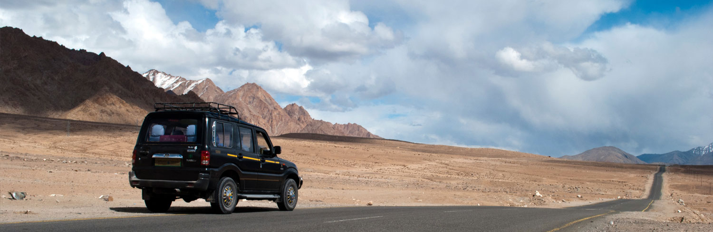 Himachal, Leh Ladakh Cab/Taxi rental service