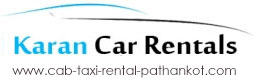 Cab/Taxi Rental Pathankot